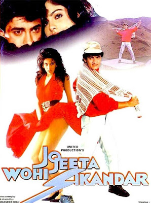 Jo Jeeta Wohi Sikandar (1992) Hindi 720p WEB HDRip HEVC x265