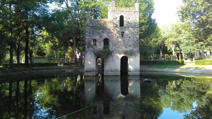 'O munaciello, il fantasma del castello di Gondar