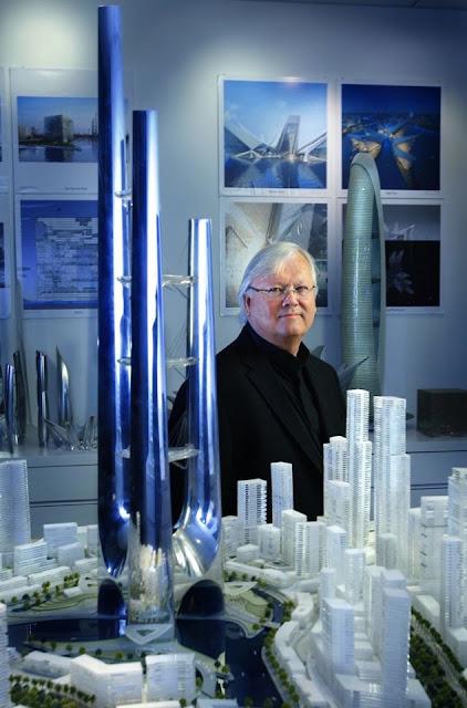 Kiến trúc sư  Adrian Smith