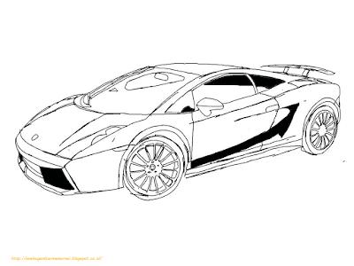 Mobil Lamborghini - 4
