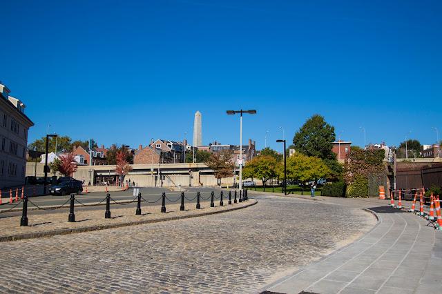 Bunker hill monument-Boston