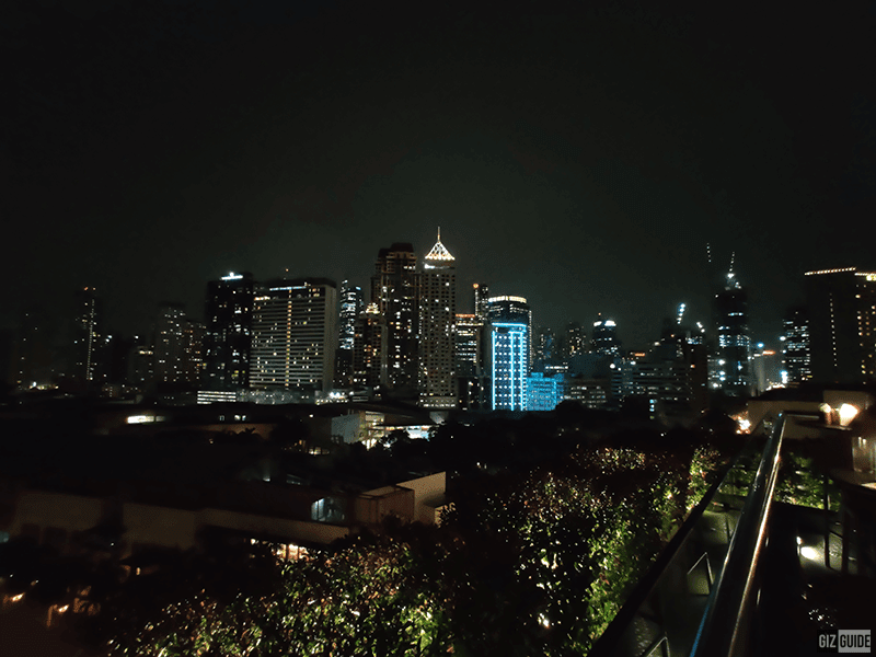 Ultra-wide low light