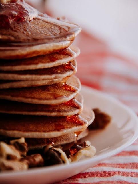 Pancake Recipe In Urdu پین کیک بنانے کا طریقہ