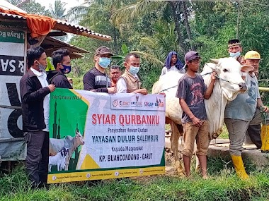 Syiar Qurbanku di Garut