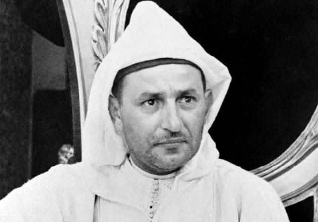 كلمات خالدة لزعيم الحركة الوطنية السلطان الملك الراحل محمد الخامس طيب الله ثراه