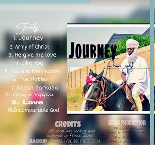 Gosple Album : Prince zadok: Journey