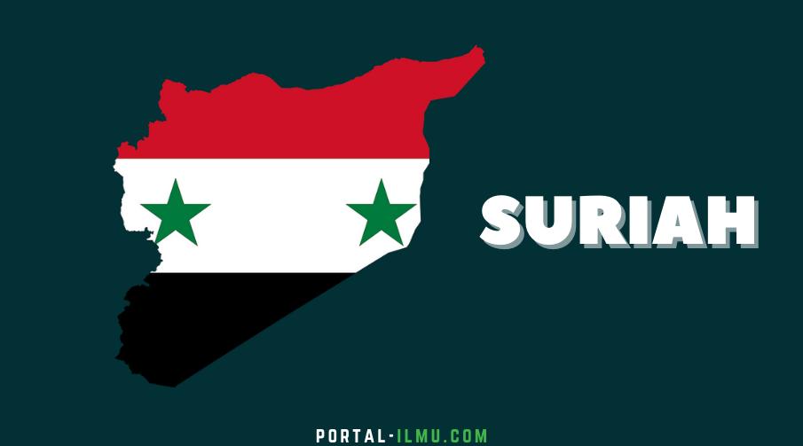 Profil Negara Suriah