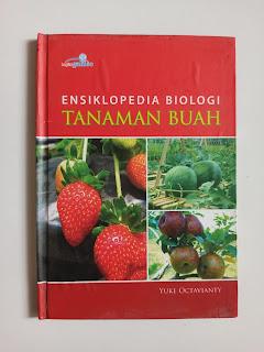 Buku Bekas Ensiklopedia Biologi Tanaman Buah