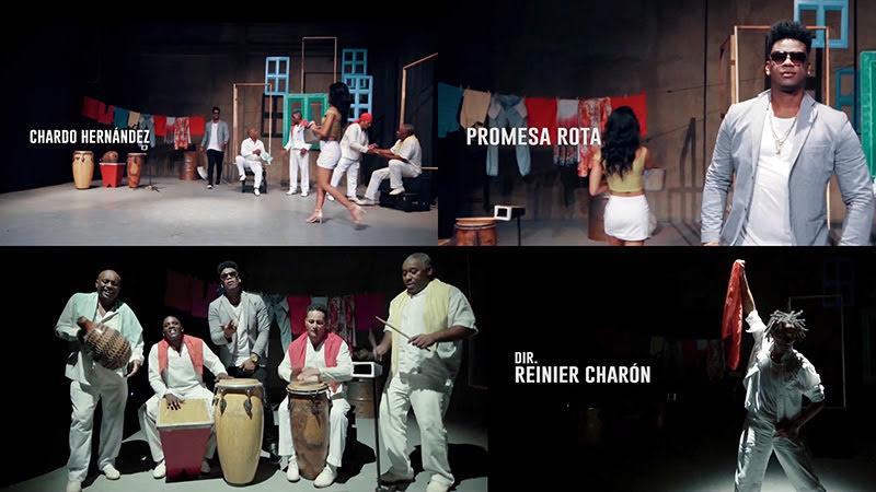 Chardo Hernández - ¨Promesa rota¨ - Videoclip - Dirección: Reinier Charón. Portal del Vídeo Clip Cubano