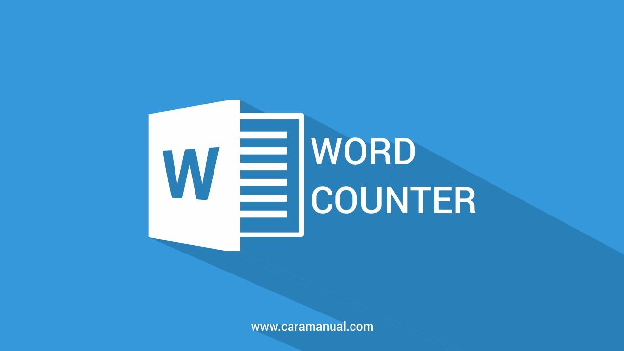 Cara Mengetahui Jumlah Kata Pada Artikel Blog