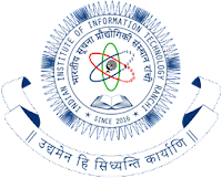 IIIT Ranchi Vacancy Recruitment