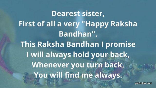 Happy Raksha Bandhan Wishes in English & Hindi | Rakhi Wishes