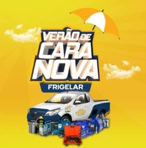 Promoção Frigelar 2019 Verão Cara Nova Raspadinha
