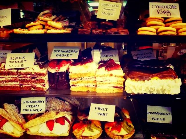 st kilda melbourne cake shop