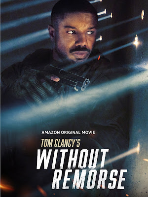 Tom Clancy's Without Remorse (2021) English 720p | 480p HDRip ESub x264 800Mb | 300Mb