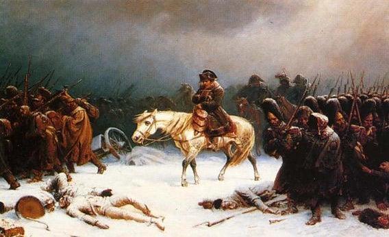 Napoleon'un Rusya Seferi