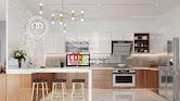 Thiết kế nội thất biệt thự phong cách kiến trúc hiện đại đẹp - Mã số NT4025 - Ảnh 4
