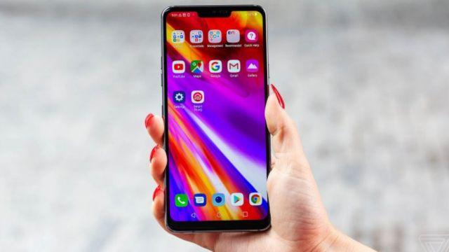 LG G8 ThinQ 2019