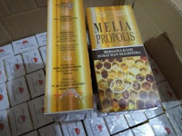 NEW MELIA PROPOLIS MELIA SEHAT SEJAHTERA 55ML 1 BTL 100%ORI