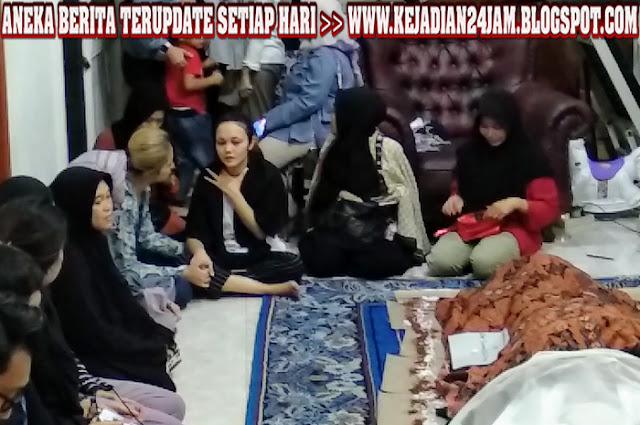 Sang Istri Syok Saat Cecep Reza Ditemukan Meninggal Dunia