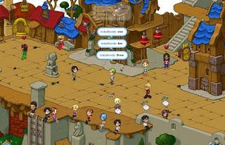 Virtual Online Games