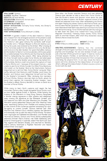 Century Comic Marvel