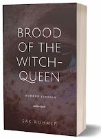 Brood of the Witch-Queen book cover design