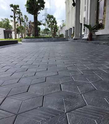 Tổng hợp mẫu gạch lát sân vườn, vỉa hè Giá Rẻ, Đẹp 2020