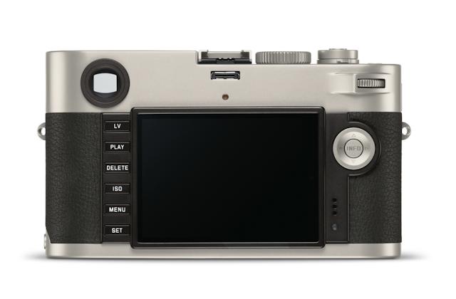 Leica  M-P Titanium 限量版本