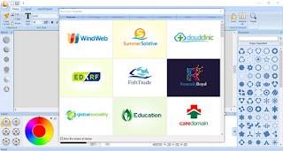 download logo designer working Professional full