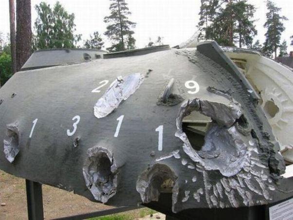 đạn xuyên xe thiết giáp