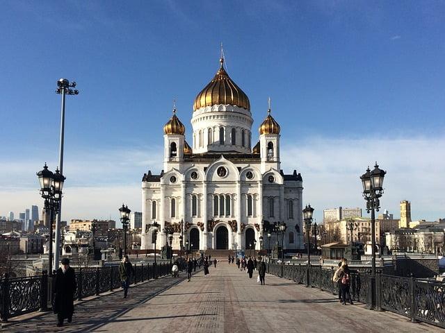 viagem russia