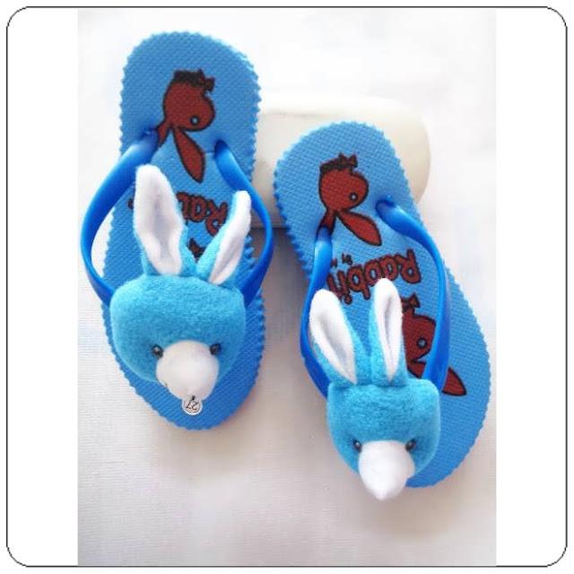 grosirsandalmurah.org - Sandal Anak - Sandal AB Rabbit Anak
