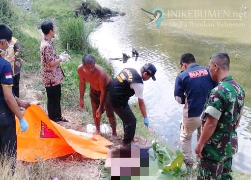 Pemuda Asal Petanahan Ditemukan Meninggal Dunia di Sungai Lukulo