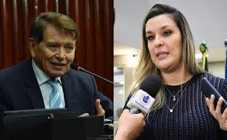 Camila Toscano destaca atuação política de João Henrique e afirma que Paraíba perde grande homem público