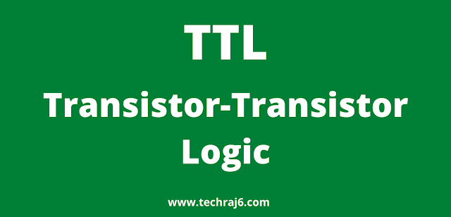 TTL full form, What is the full form of TTL