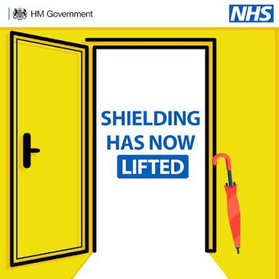 Shielding has now lifted in England image of huge open doorway