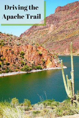 Travel the World: Arizona's Apache Trail is one of America's great scenic drives, passing sites like Goldfield Ghost Town, Tortilla Flat, Roosevelt Dam, and Tonto National Monument.