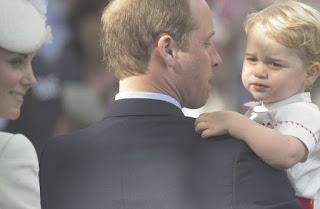 Γιατί δεν επιτρέπεται στον πρίγκιπα George να έχει κάποιον στενό φίλο στο σχολείο;