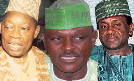 Major Hamza Al-Mustapha abiola and abacha