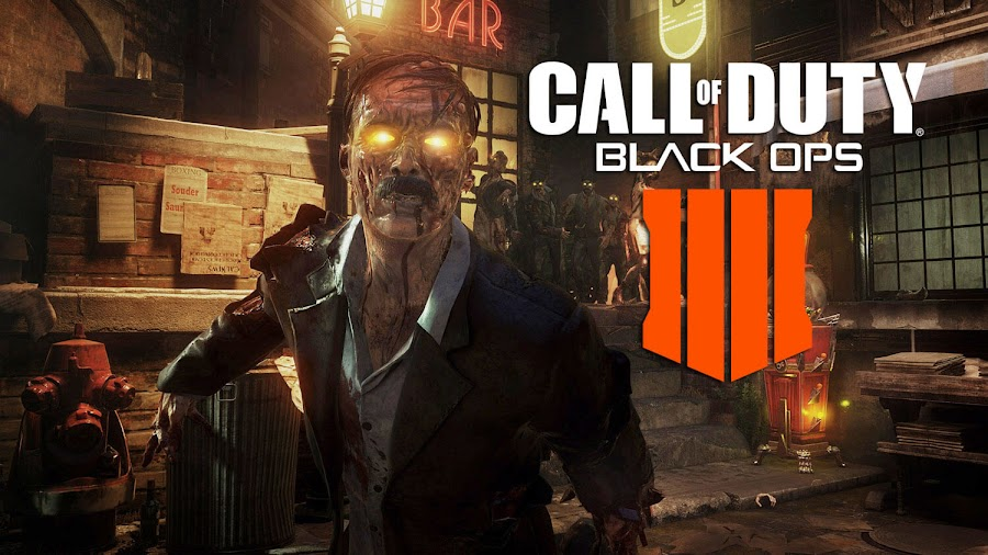call of duty black ops 4 zombies mode