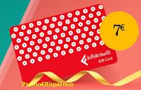 La Feltrinelli - Speciale GIFT CARD da 7€ , -45% di sconto su un titolo e - 60% di sconto su 3 titoli!