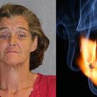 Florida Woman Sets Boyfriend On Fire