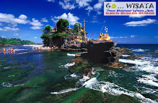 Keindahan dan Daya Tarik Wisata Tanah Lot di Bali - Go Wisata Surabaya
