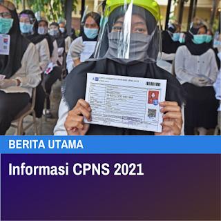 Pengumuman CPNS Kabupaten Kebumen Tahun 2021