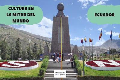 ciudad mitad del mundo en Ecuador