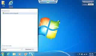 Using Windows Anytime Upgrade