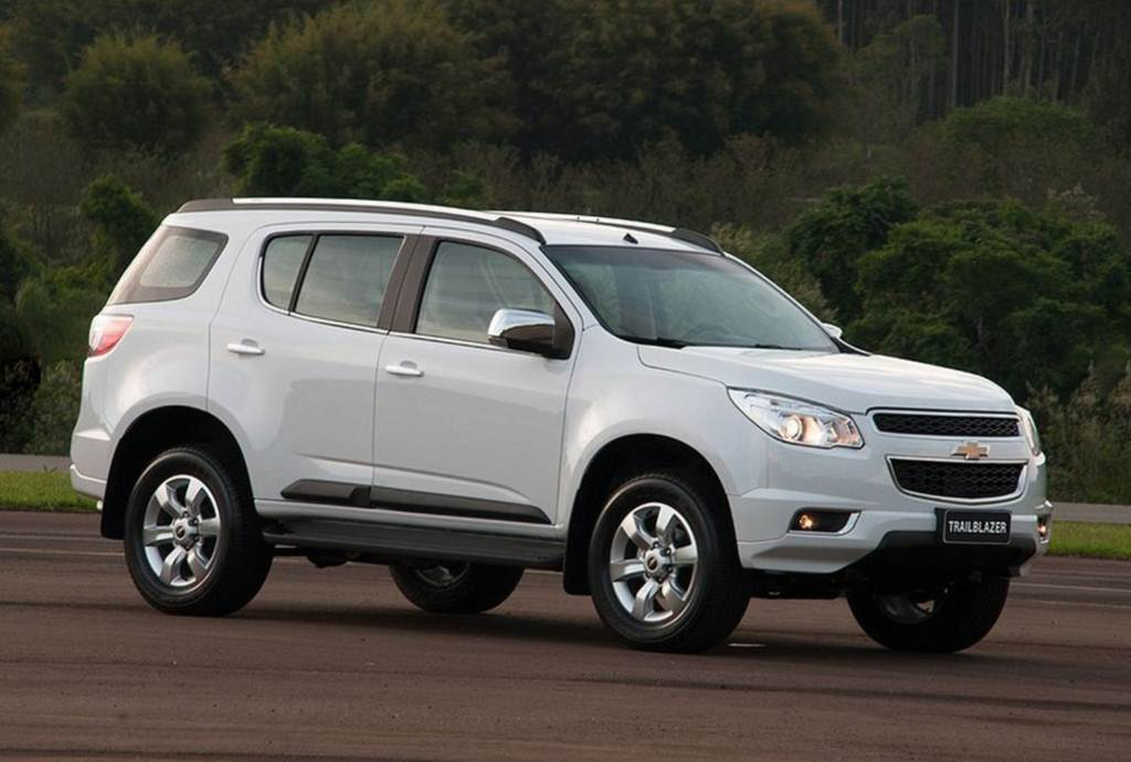 Chevrolet Trailblazer LTZ 2013: fotos, preços e ...