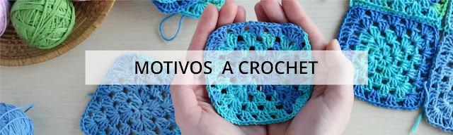 Grannys o Motivos a Crochet