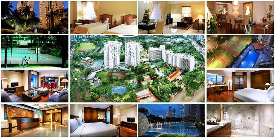 Fasilitas The Sultan Residence Jakarta